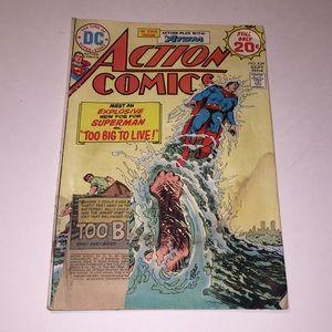 ACTION COMICS No. 439